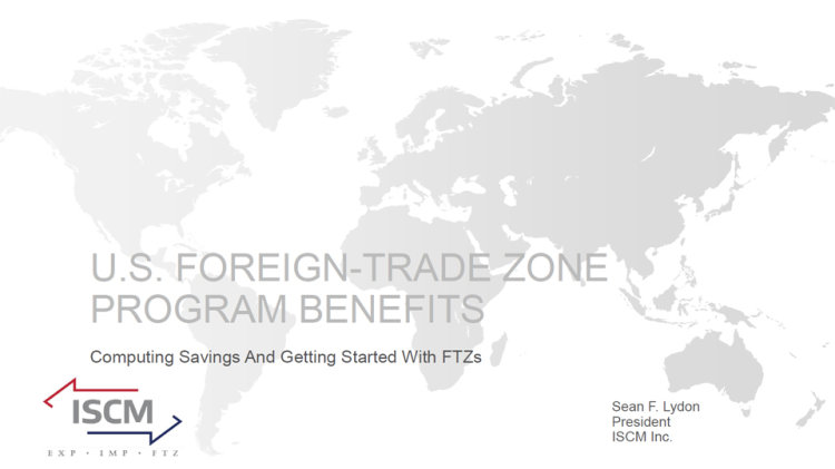 Computing Savings And Getting Started With FTZs