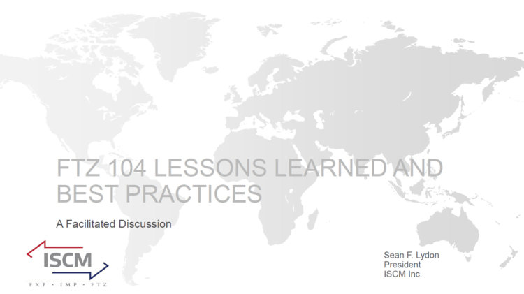 Lessons Learned & Best Practices: Facilitated Discussions